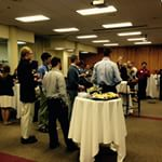 Seniors at the Networking Learning Event