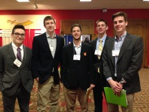Tigers represent at the OFIC CareerFest 2015